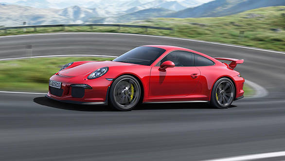 Porsche working on non-limited 911 R