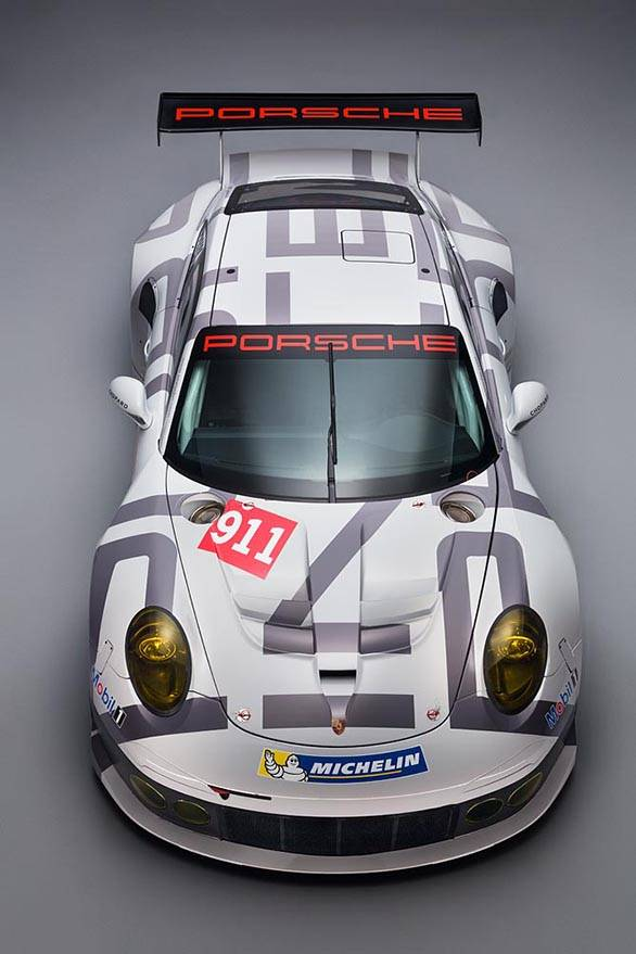 The 911 RSR will compete in the GT class of the 24 Hours of Le Mans in 2014 as well as the World Endurance Championship