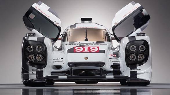 Geneva Auto Show 2014: Porsche 919 Hybrid Le Mans challenger unveiled