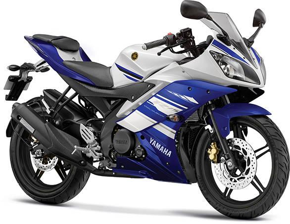 R15 version 2.0- Racing Blue