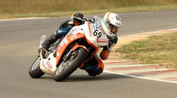 Getting Sarath Kumar into Moto2 over the next couple of years in the aim