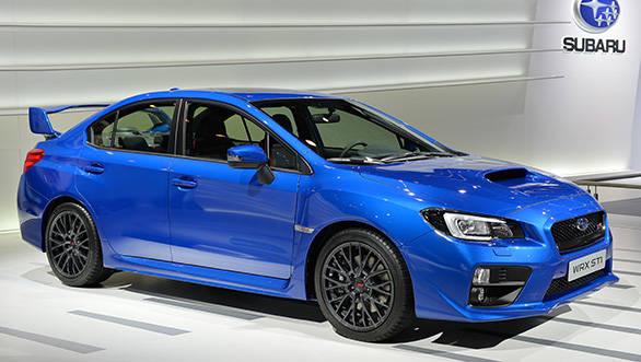 Subaru-WRX-STI