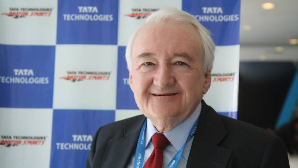 Interview: Patrick McGoldrick, MD & CEO, Tata Technologies