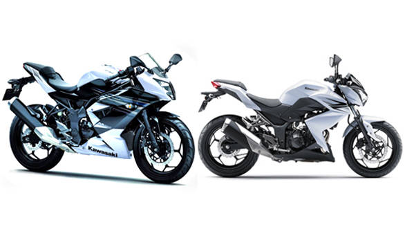 ZX-RR Mono vs Z250: What is Kawasaki bringing to India, then?