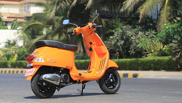 2014 vespa s india first ride - overdrive