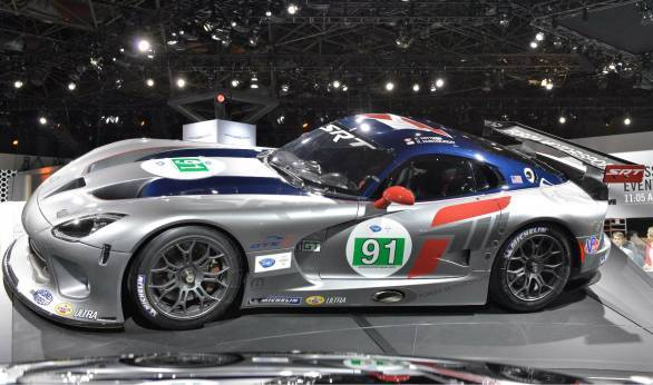 Viper pulls out of 2014 24 Hours of Le Mans