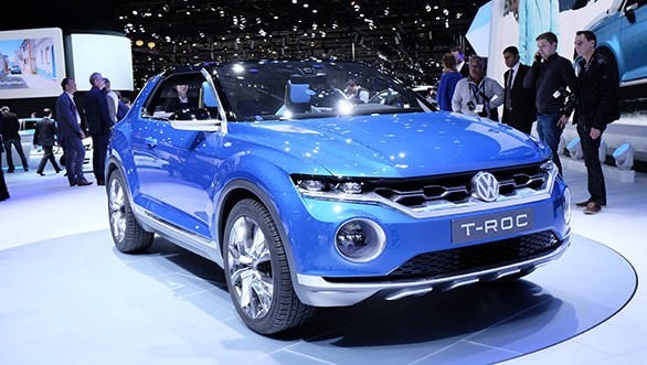 exclusive volkswagen may bring t roc instead of taigun to. Black Bedroom Furniture Sets. Home Design Ideas