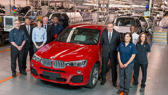 BMW confirms X7 production to begin by 2016