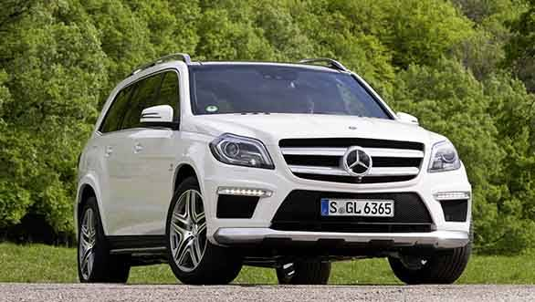 gl amg front