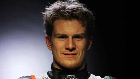 He is back to Force India and the team has performed well during the tests, this can proove to be a lucky year for him