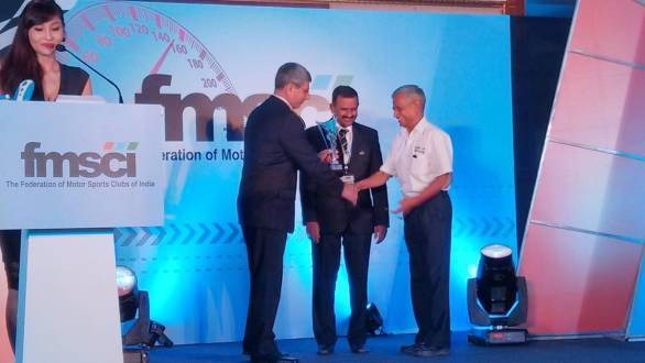 FMSCI Awards: Indian Motorcycle Racing Championship