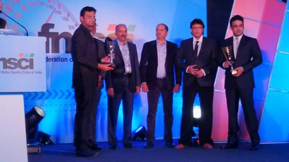 FMSCI Awards 2014: Indian National Rally Championship