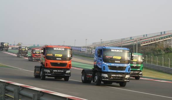 Stuart Oliver wins first edition of Tata Prima T1 Truck Racing Championship
