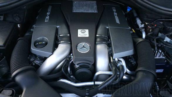 2014 Mercedes GL63 AMG (4)