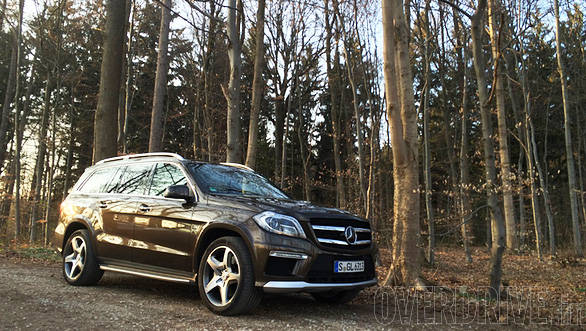 2014 Mercedes-Benz GL63 AMG first drive