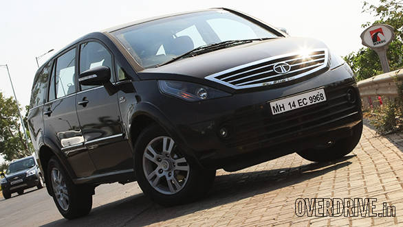 2014 Tata Aria India road test