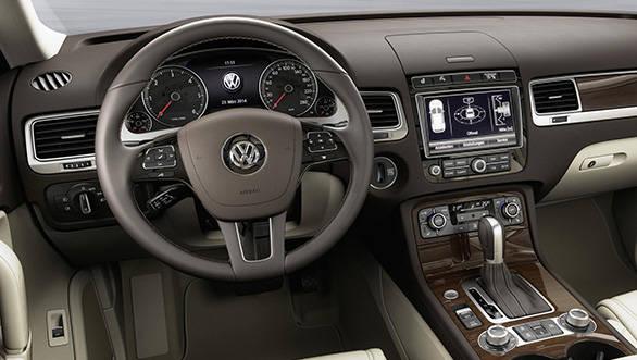 2015 Volkswagen Touareg 3