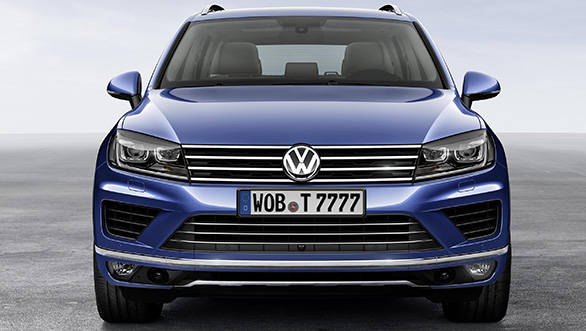 2015 Volkswagen Touareg 4