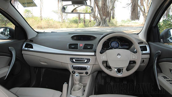 2014 Renault Fluence India Road Test Overdrive