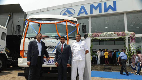 AMW - Raipur Dealership Launch (2)