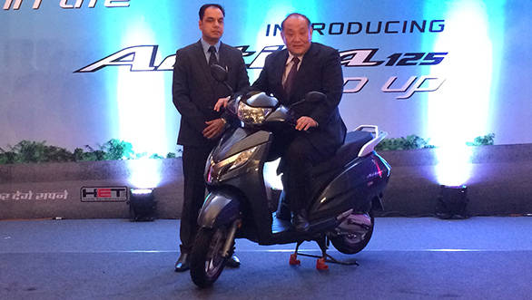 Honda Activa 125 launched in India at Rs 56,607