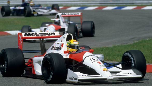 Senna is considered to be one of the best Formula One drivers