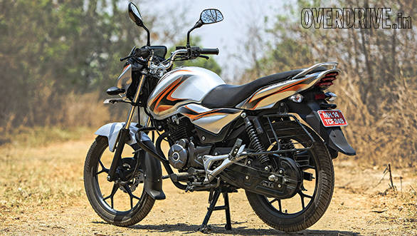 2014 Bajaj Discover 125m India Road Test Overdrive
