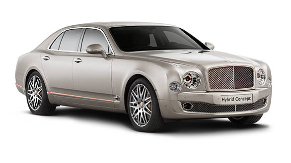 Bentley to unveil Mulsanne Hybrid Concept at 2014 Beijing Auto Show