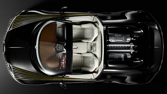 Bugatti Black Bess