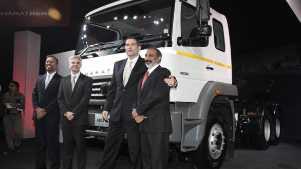 Daimler India Commercial Vehicle gets a new boss