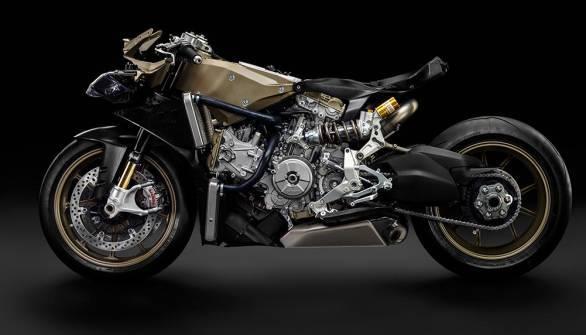 Ducati Superleggera