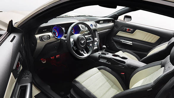 Ford Mustang 50 edition (7)