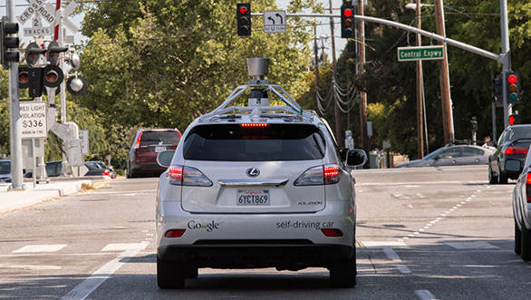 Google reveals 14th accident in six years involving its self-driving cars