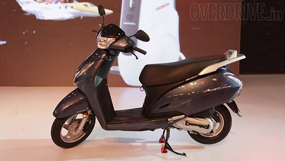 Honda Activa 125 (1)