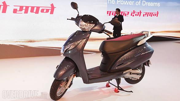 Honda Activa 125 image gallery
