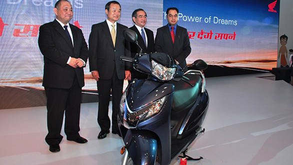 Honda Activa 125 bookings start in India