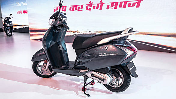 Honda Activa 125 Launched In India At Rs 56607 Overdrive