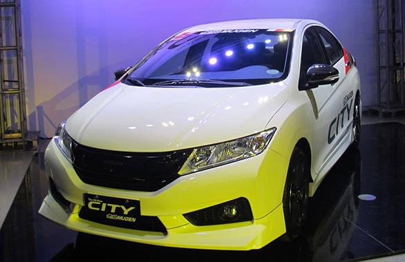 Honda Philippines unveils 2014 City Mugen edition