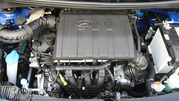 Hyundai Xcent petrol (2)
