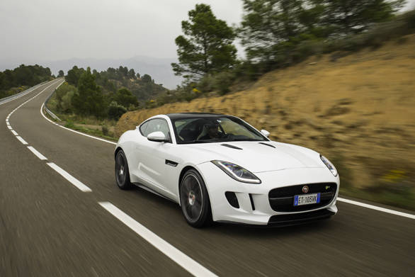 Jaguar F-type Coupe (10)
