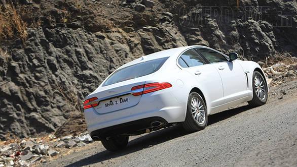 Jaguar XF 2.0 (5)