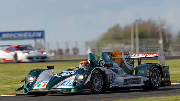 Eighth place for Chandhok and Team Murphy Prototypes at Silverstone