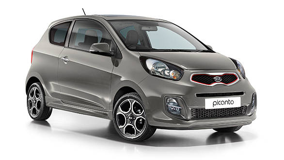 Kia launches special edition Picanto Quantum for UK markets