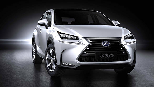 Lexus NX compact SUV to have a turbocharged petrol engine