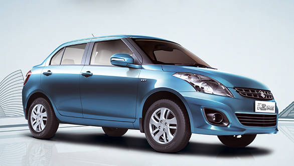 Maruti readying a Swift-based sedan for India