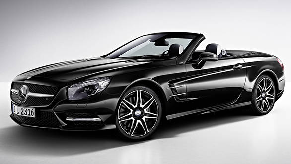 Mercedes Benz SL400
