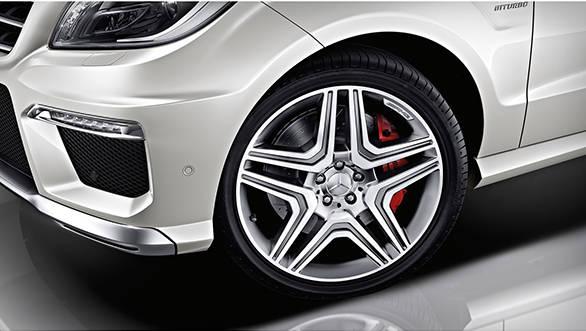 Mercedes ML63AMG 10