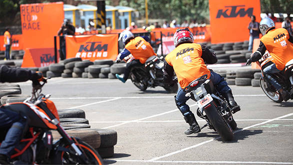 Event: KTM Orange Day to be held in Mumbai on May 3