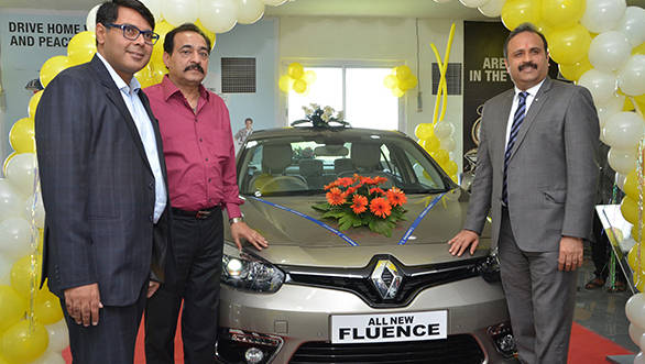 Renault Jaipur Dealership launch