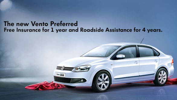 Volkswagen Vento Preferred edition launched at Rs 10.74 lakh